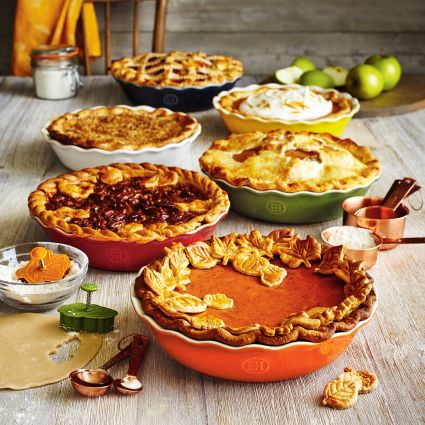 Go All Out And Decorate Your Pie With With Little Leaf Or Other Autumn Cut  Outs (we Sell Those Too). After All The Box Of Pie Crusts Comes With Two  Crustsu2026