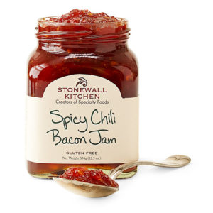 Stonewall Kitchen's Spicy Chili Bacon Jam