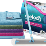 eCloths {good for the environment good for the pocket book}