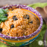 Microwave Spanish Rice