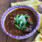 West Texas Chili (paleo, whole 30, keto recipe)